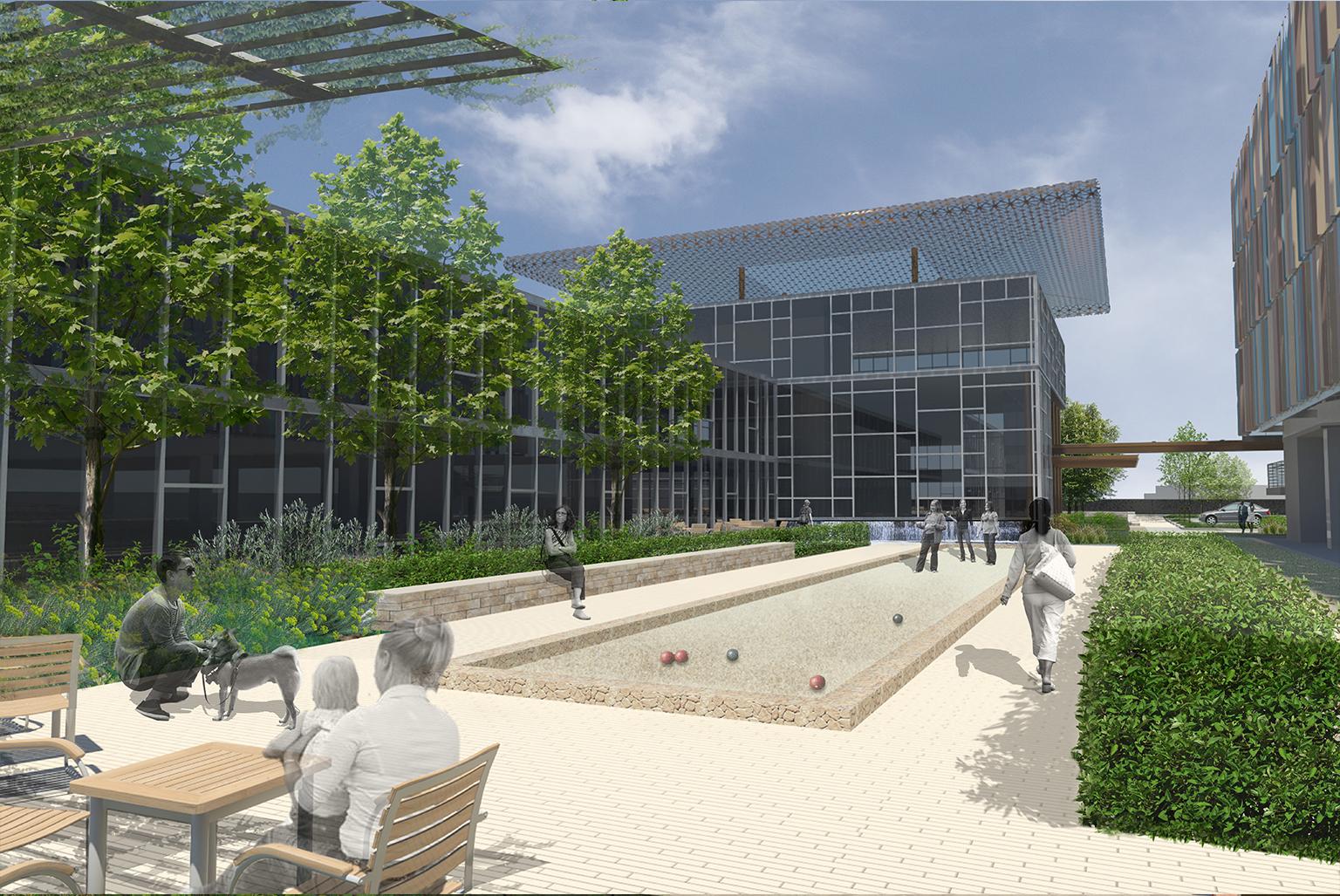VA Palo Alto Health Care System Onizuka Master Plan