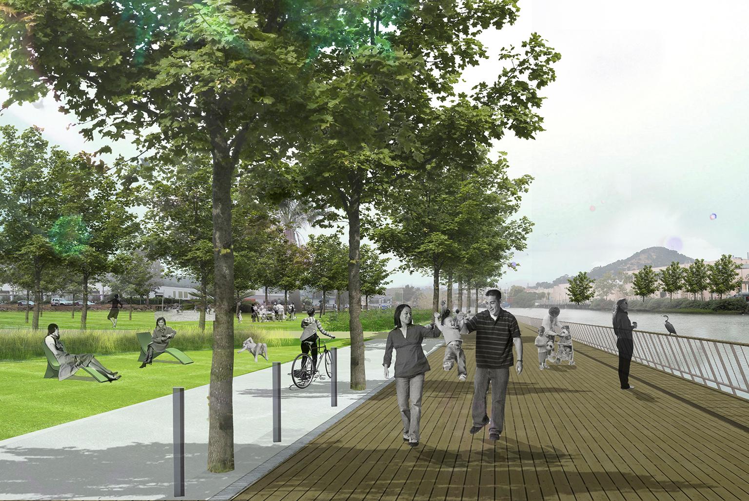 San Rafael Canalfront Design Plan