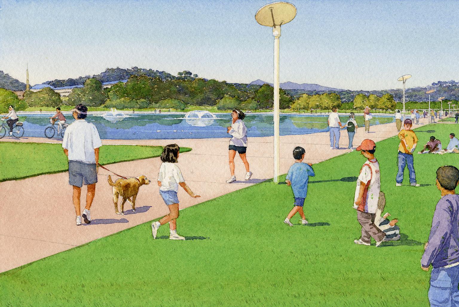 Marin Civic Center Master Plan