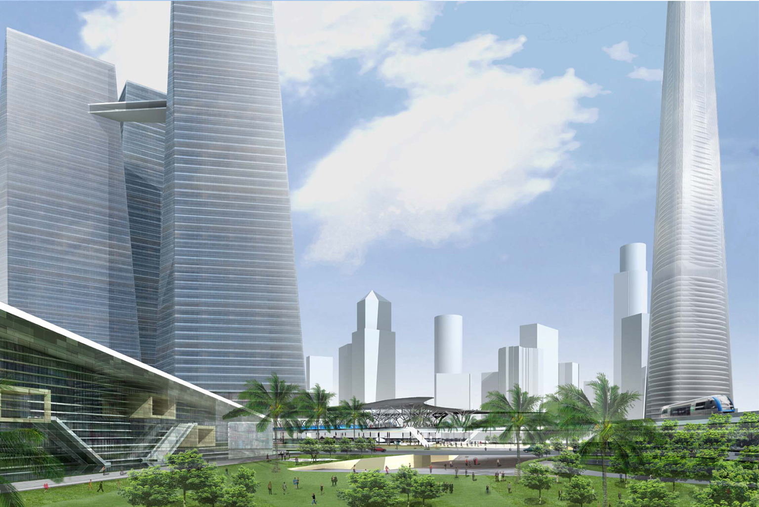 Tel Aviv Mixed Use Competition