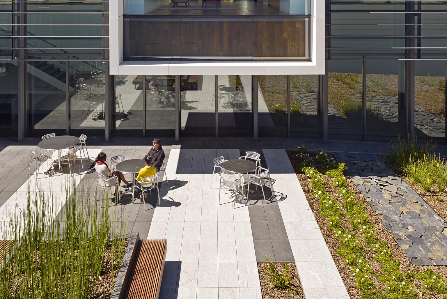International Technology Campus, Executive Briefing Center