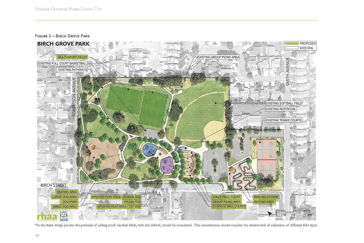 Newark City Wide Master Plan