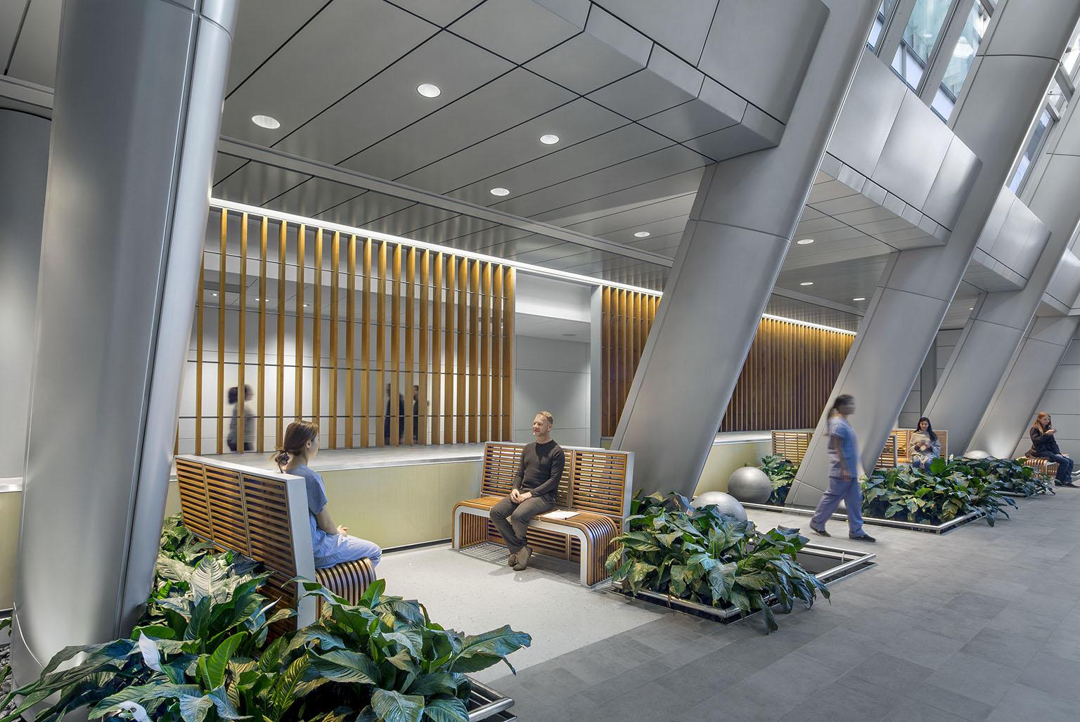 Santa Clara Valley Patient Bed Building I and Rehabilitation Center