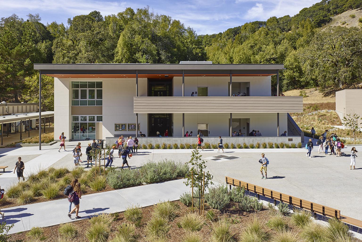White Hill School