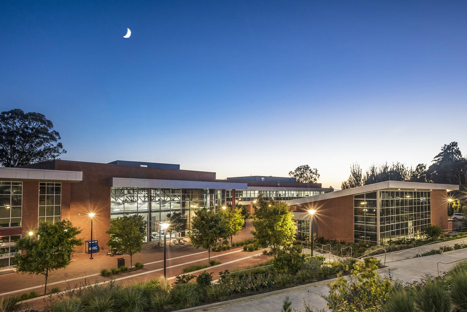 Contra Costa College New College Center
