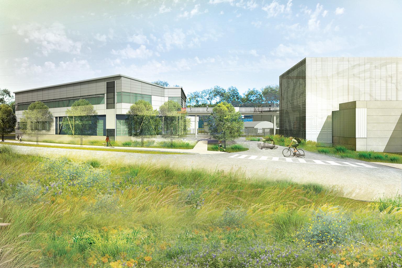 San Mateo Wastewater Treatment Plant