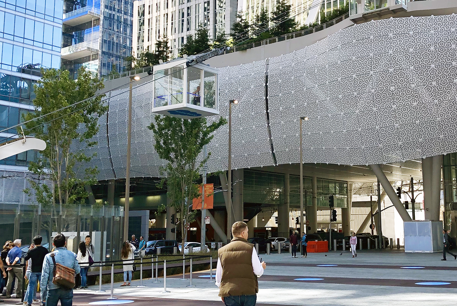 Salesforce Tower Mission Square