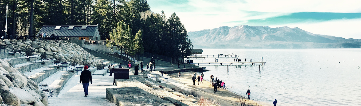 Winter trip to South Lake Tahoe